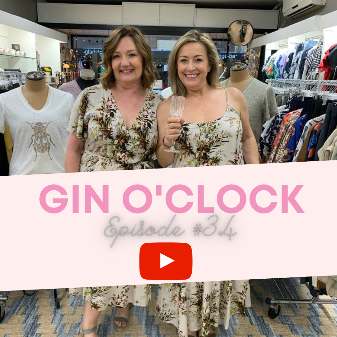 Gin O'Clock at Urban Cachet | Episode #34 | Women's Fashion