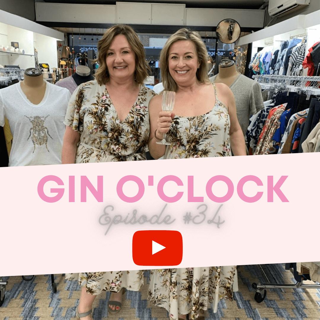 Gin O'Clock at Urban Cachet   Episode #34   Women's Fashion