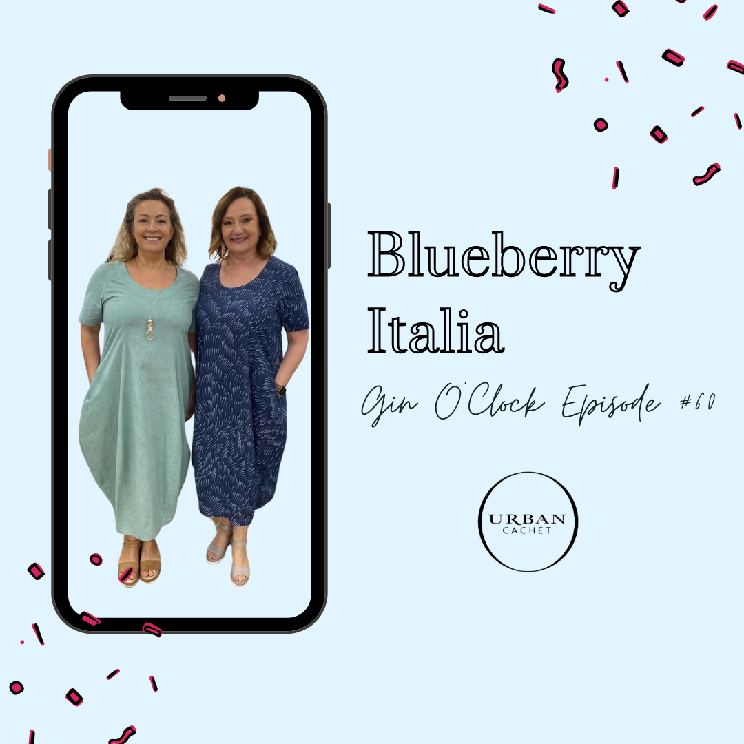 Brand new Blueberry Italia makes its debut in store   Video episode #60