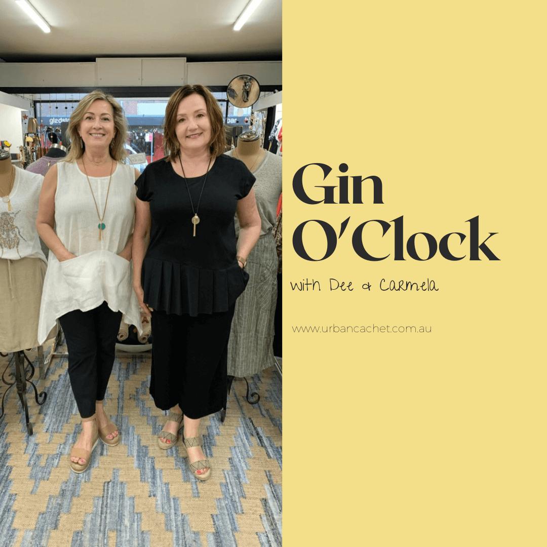 GIN O'CLOCK| EPISODE #38 | Women's fashion by King Louie label