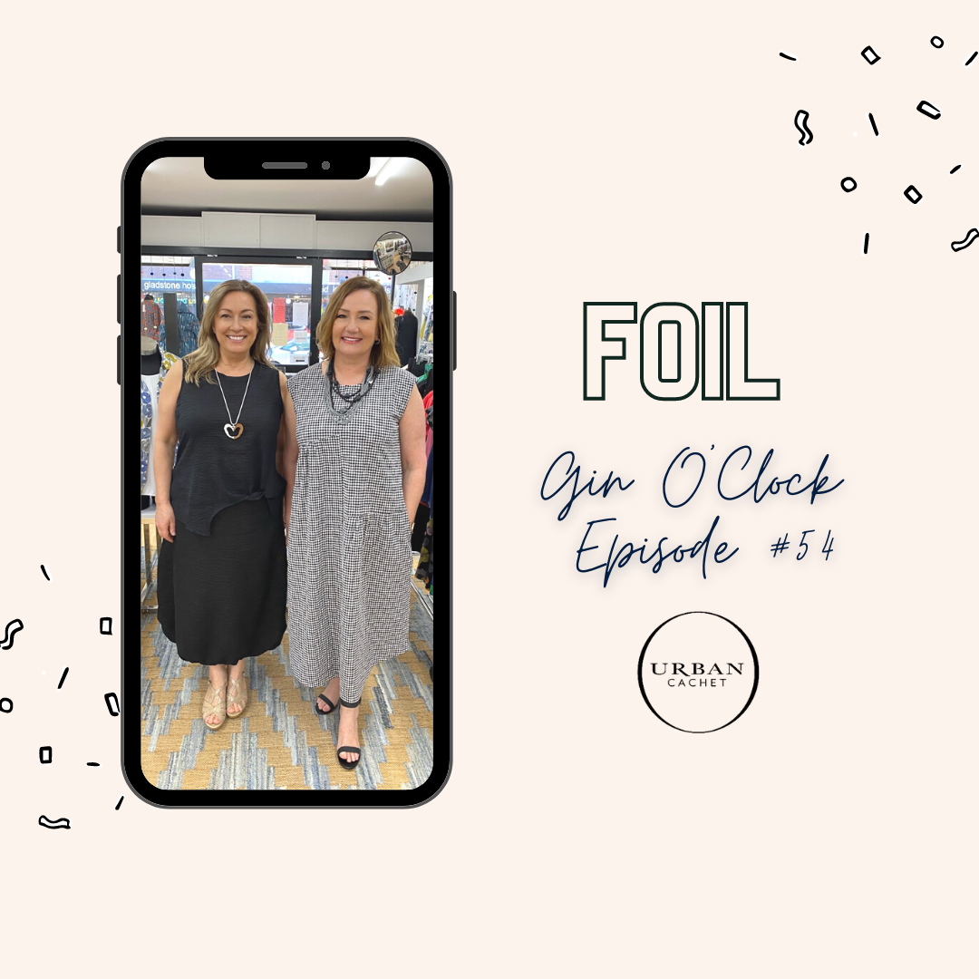New Foil Collection - Gin O'Clock Episode 54