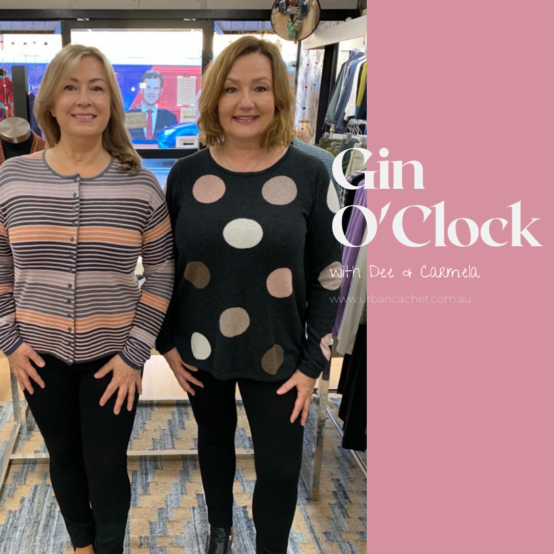 Tradition Textile Scarves | Gin O'Clock Episode #43