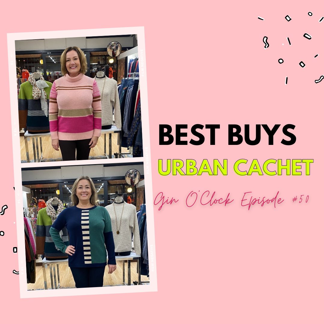 Best Buys at Urban Cachet | Gin O'Clock Episode 50
