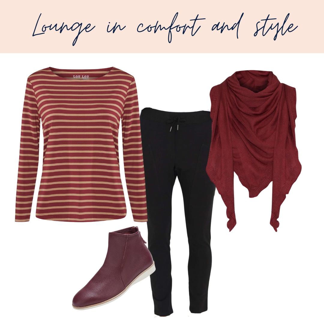 Lounge in comfort and style