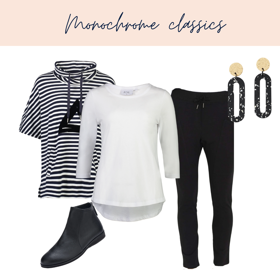 For the lover of monochrome