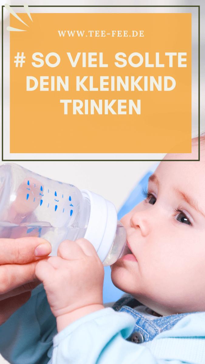 10 TRINK-TIPPS: GESUNDES TRINKEN VON ANFANG AN