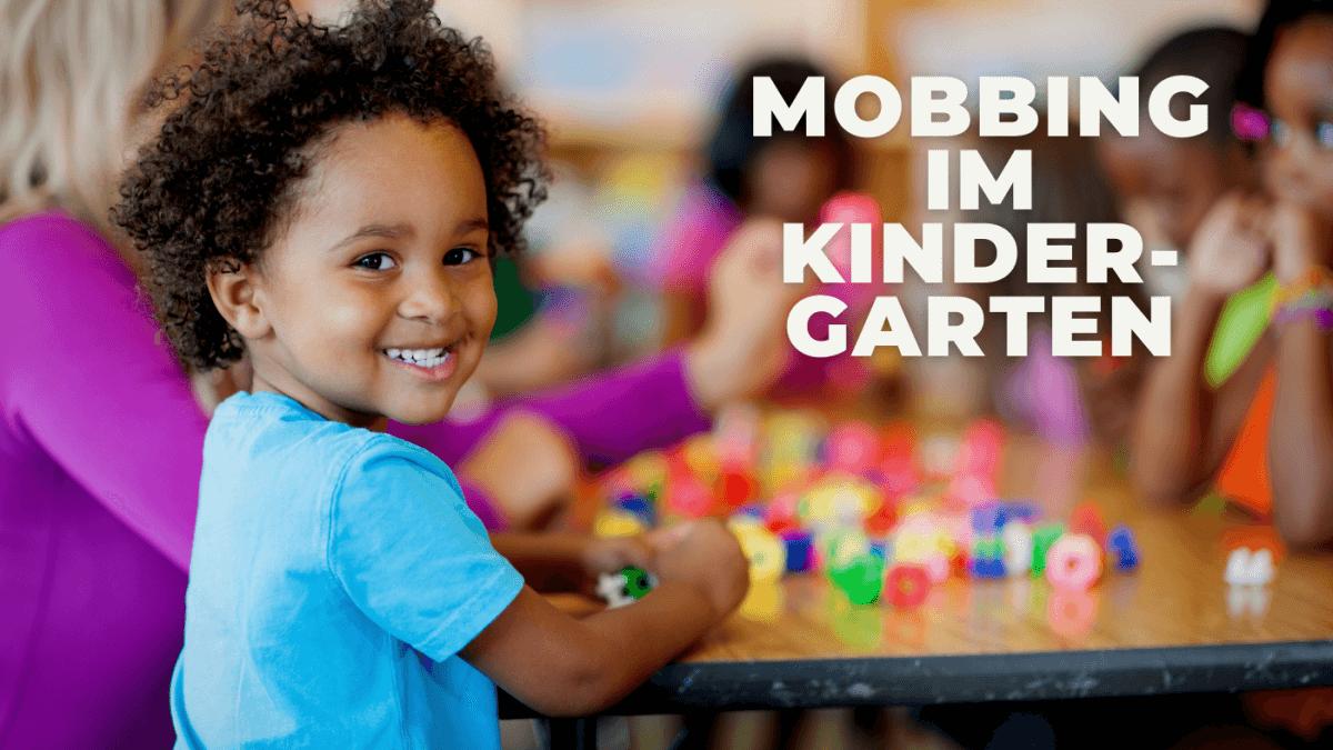 Mobbing im Kindergarten: So helft ihr eurem Kind!