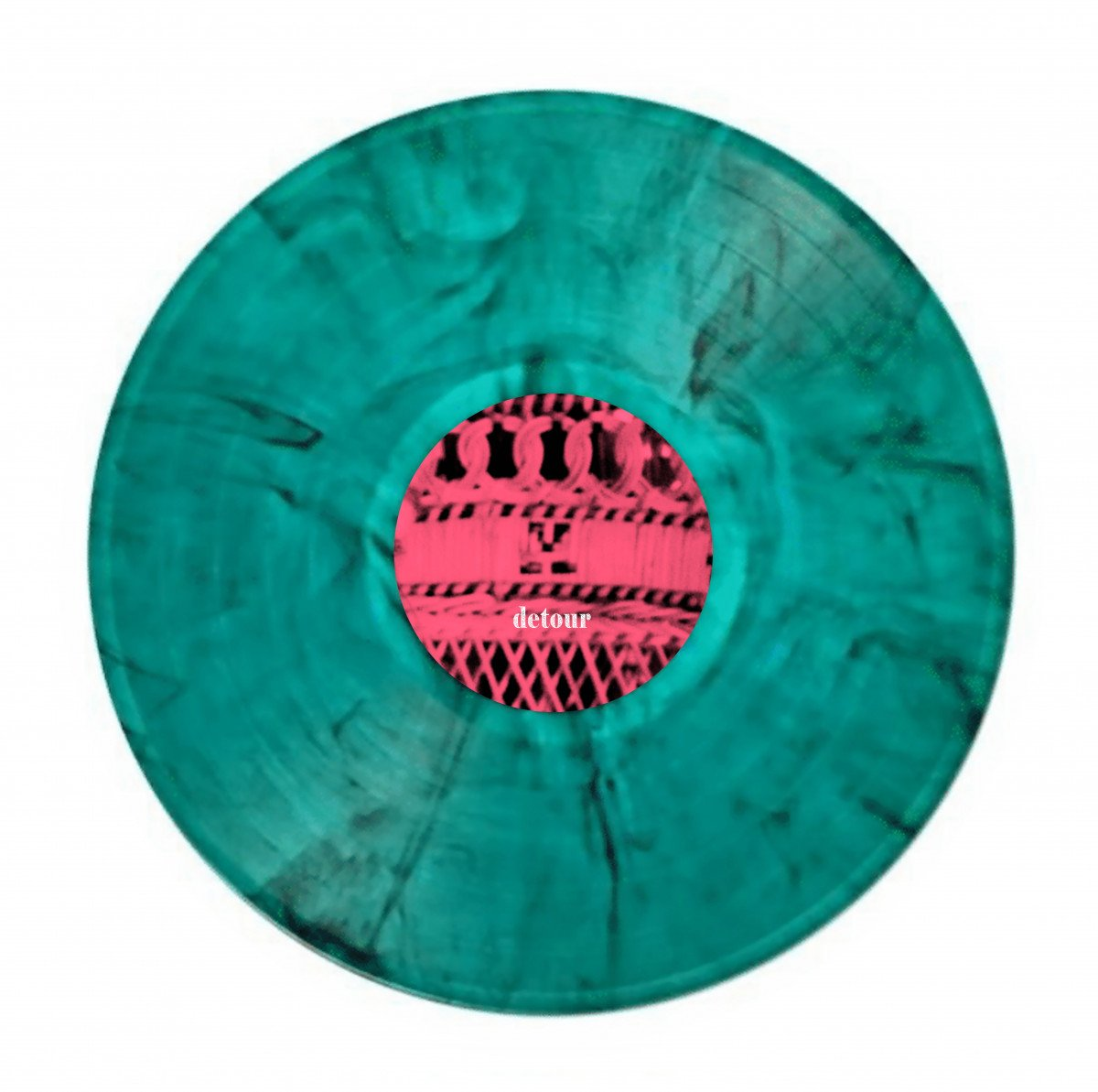 """Free Detour 7"""" vinyl - 500 copies for our 2021 Annual Members"""