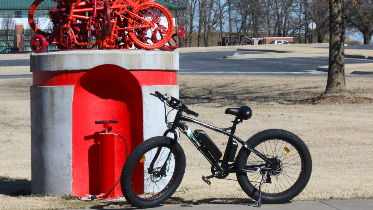 Electric Bikes and Your Heart