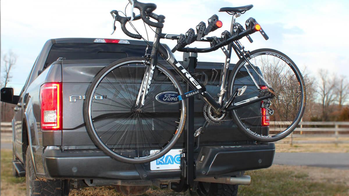 Truck Bike Rack from KAC Bike Racks
