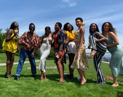 Black Girl Collective community activity