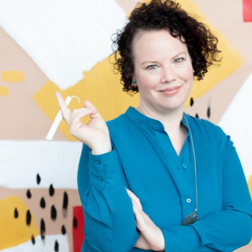 Jana Girdauskas, founder of Period Packs