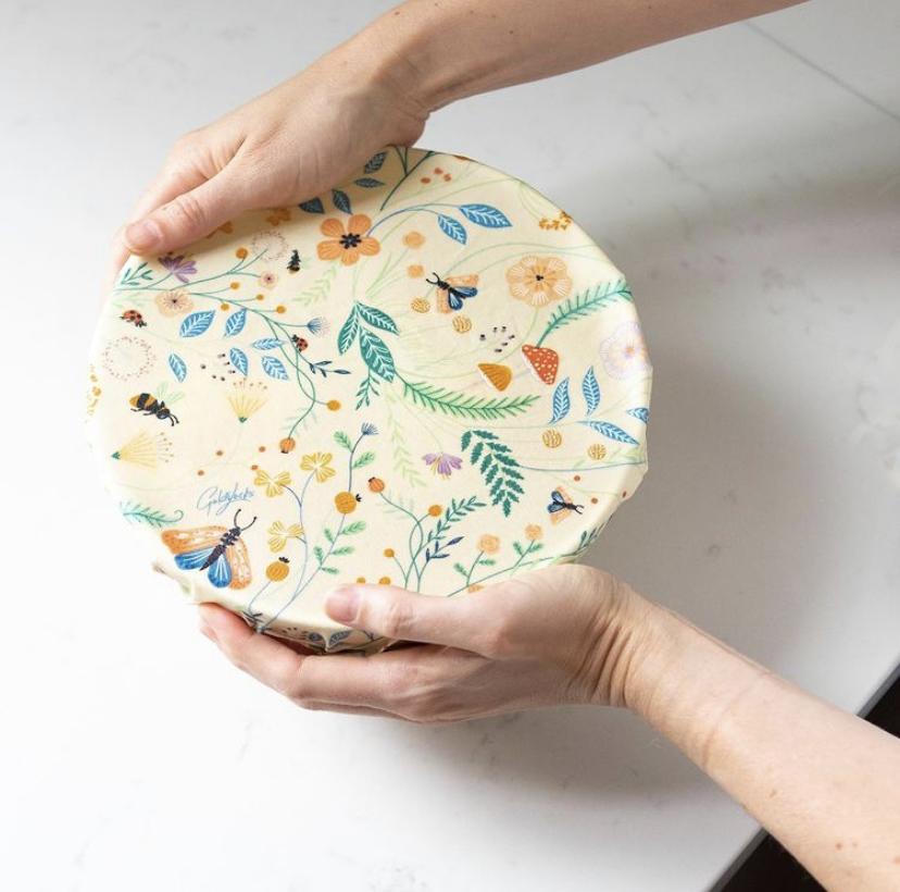 Goldilock Wraps - Sustainable Living Blog Backcountry Wok giveaway