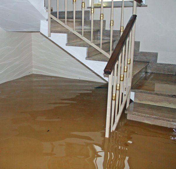 basement flood fix
