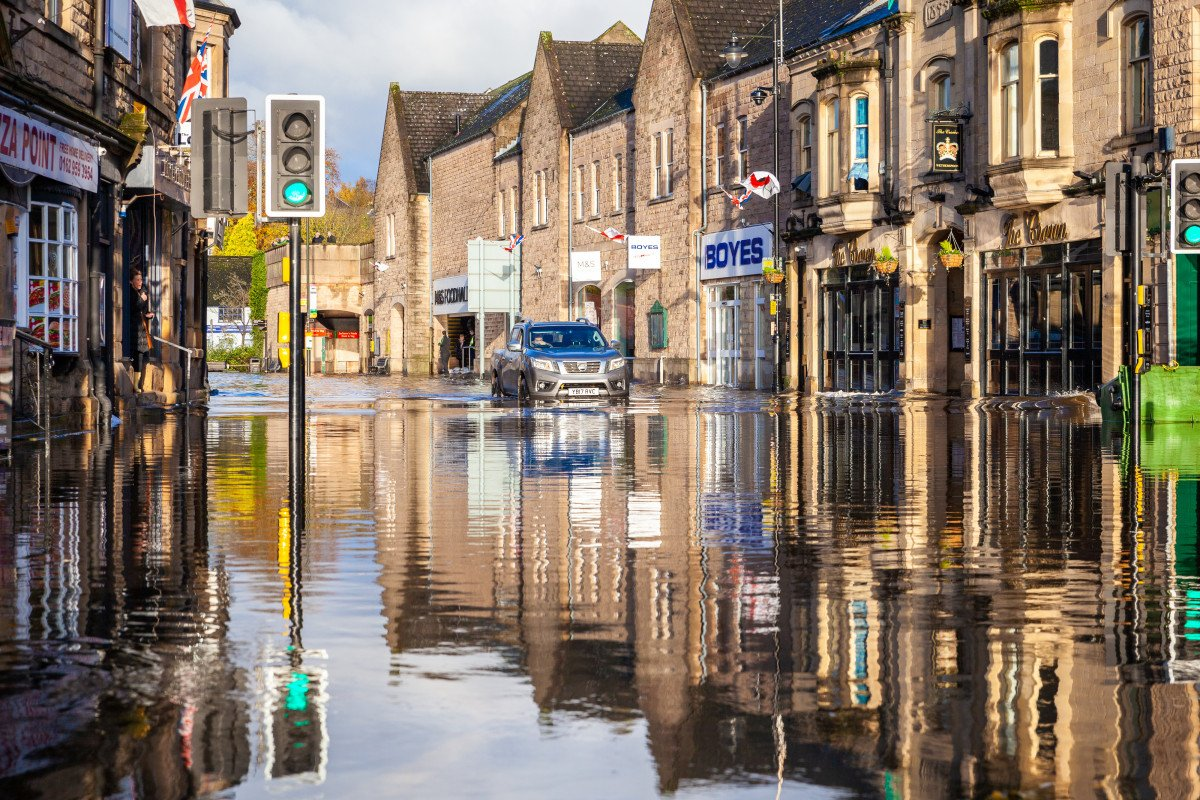 How to flood-proof your business this season