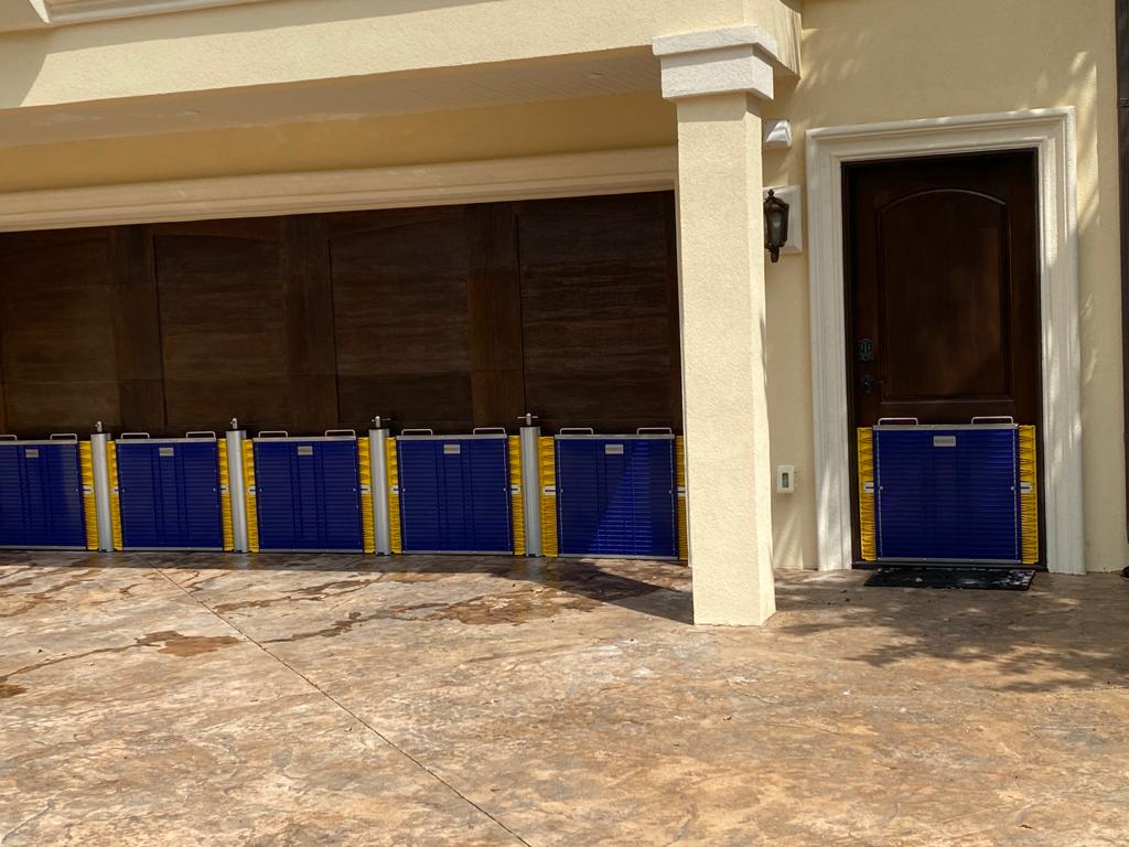 Flood Barriers - How to protect your Garage from flooding?