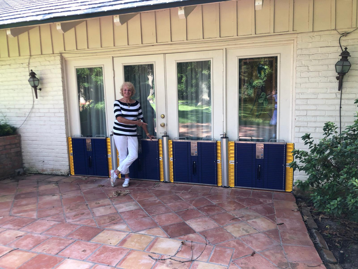 Flood Gates - The Simple Way To Stop Water Entering Your Home