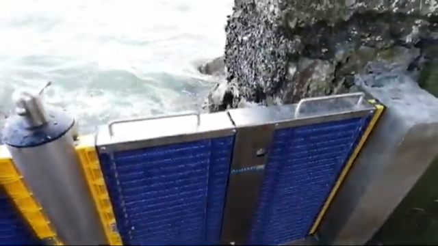 Do temporary flood barriers work for waterfront homes?