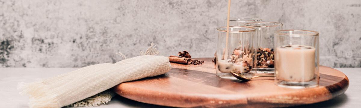 Cocoa horchata
