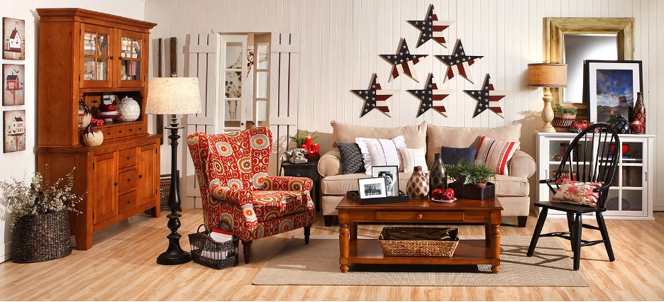 Americana Home Style Guide