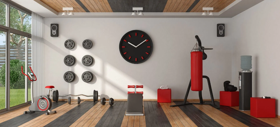 Exercise Room Trends