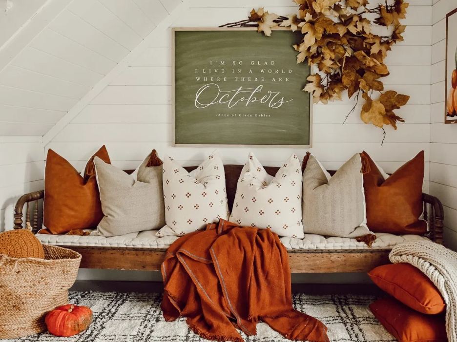 Fall Home Furnishings and Accessories Guide