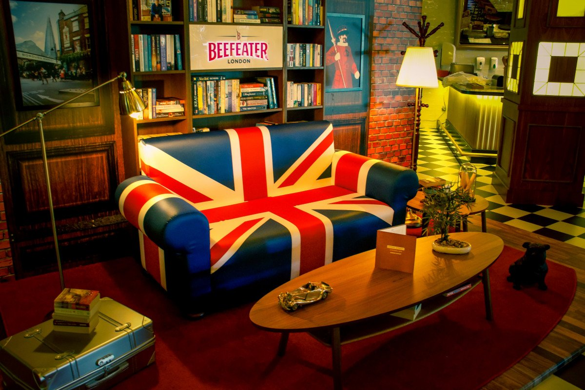 London Themed Home Style Guide