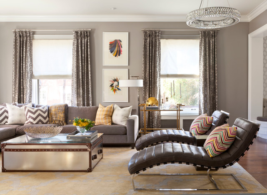 How To Decorate With Metals