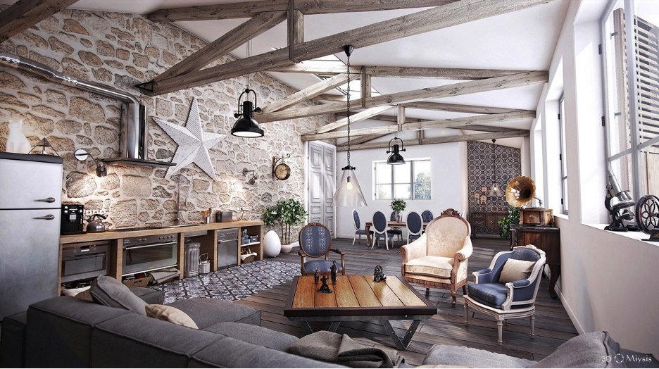 Mountain & Woods Inspired Home Style Guide