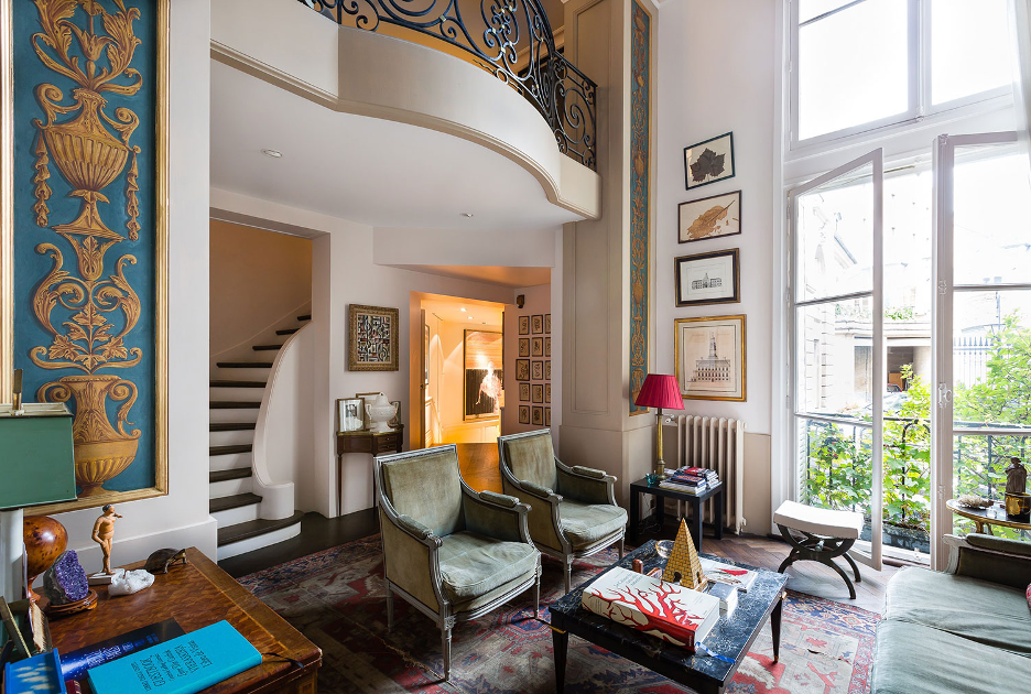 Paris Themed Home Style Guide