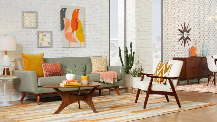 Mid Century Modern Style Guide