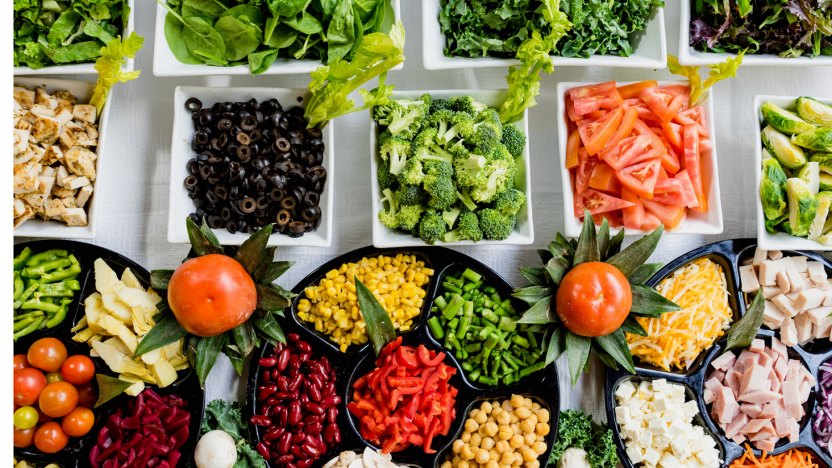 Diet 101: The Best Foods for Clear, Healthy Skin