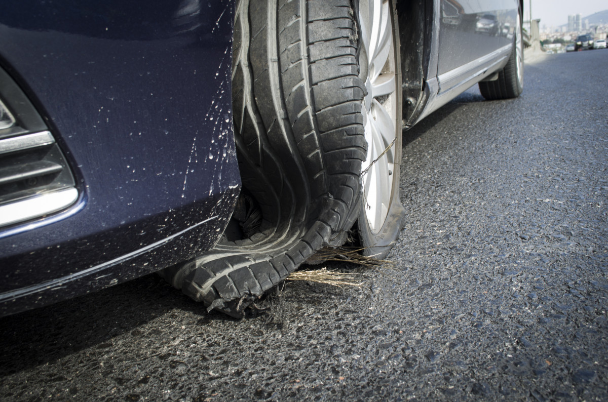 Run-Flat Tires that Use a Support Ring System