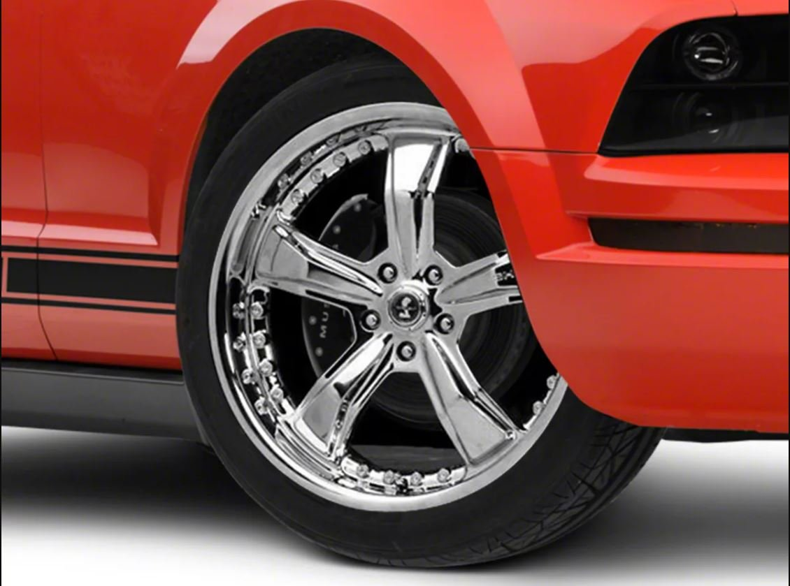 Lease Chrome Wheels For Your Vehicle