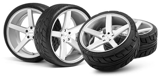 No Credit Needed Wheel and Tire Lease