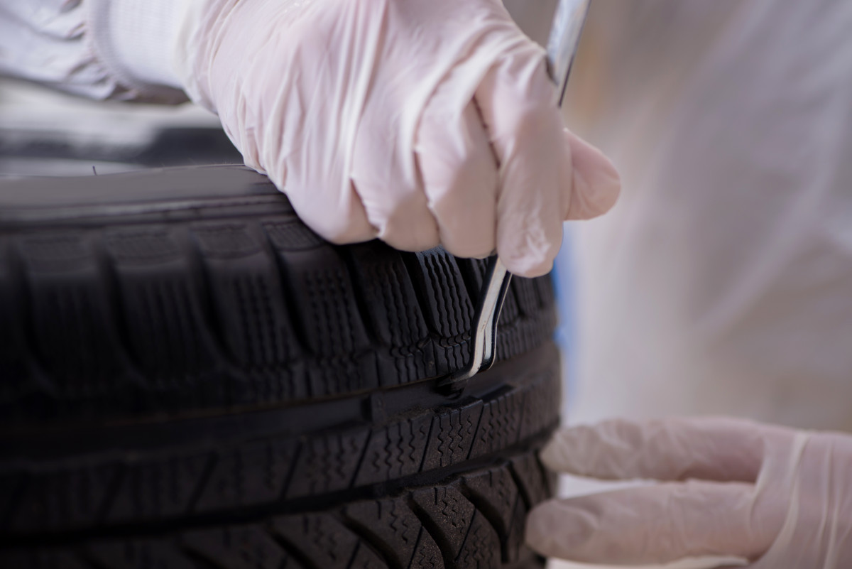 Why Tire Thread Is Important and Safe