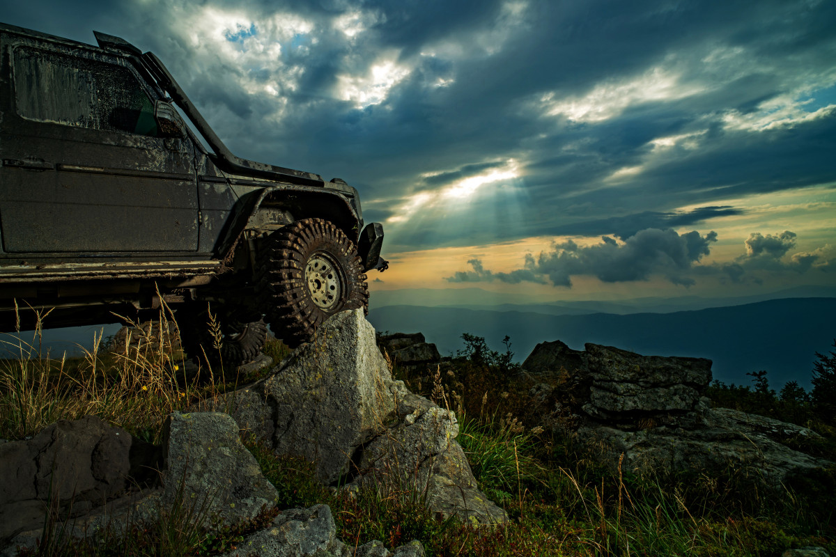 Your Guide To All-Terrain Tires