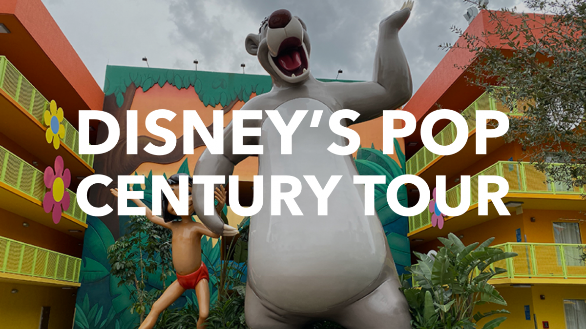 Disney's Pop Century Tour