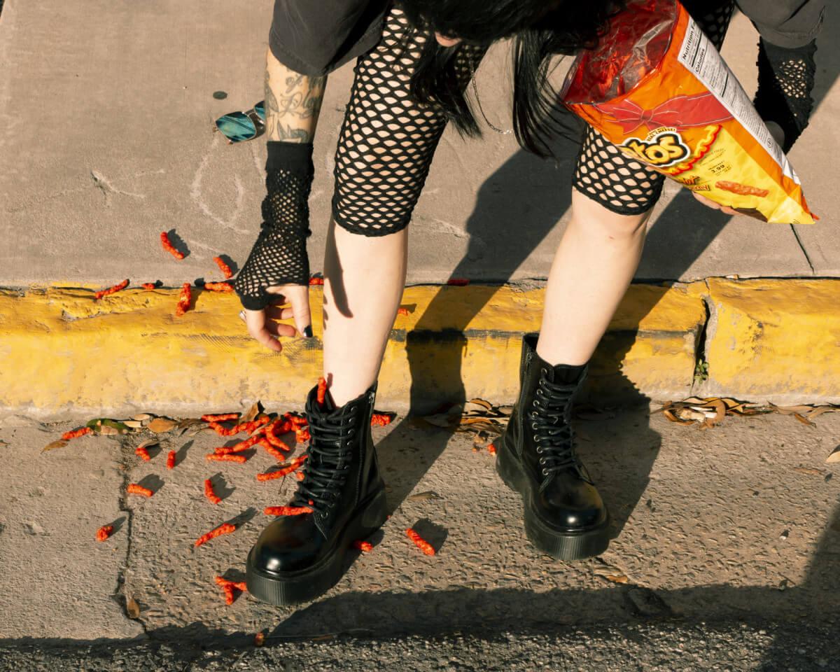 Grunge Takeover: Punk Babe AJ's Fashion Inspo