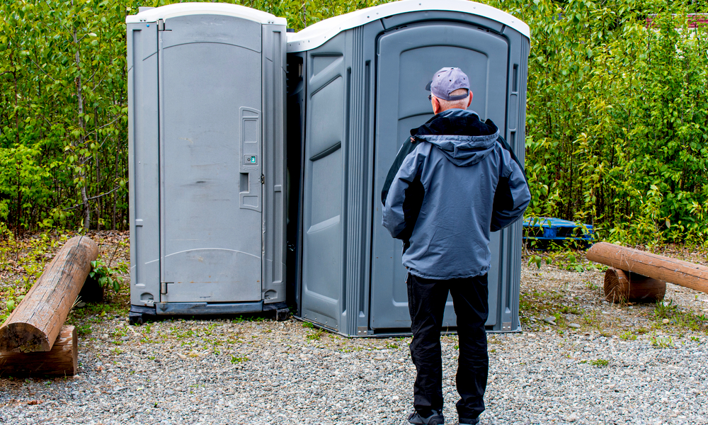Portable Bathroom Etiquettes for Campers with IBS and IBD