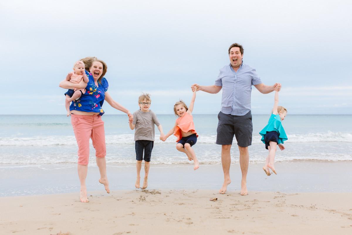 beach birthday party prairiewilds