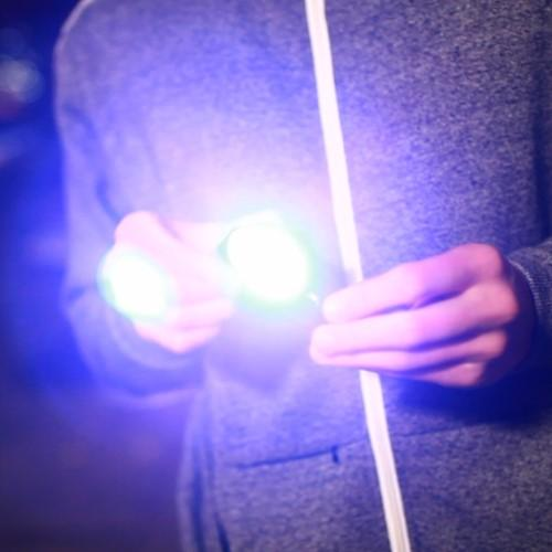 What the heck is a Lumen?  An easy guide to LED light output and why it matters for night running