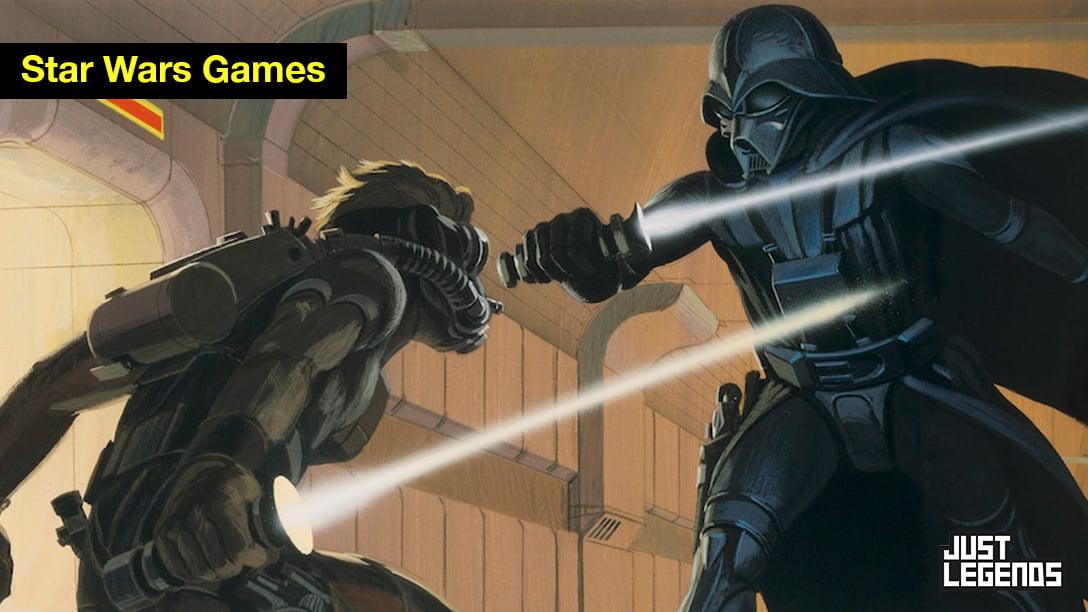 10 Star Wars-Spiele, die wir uns wünschen