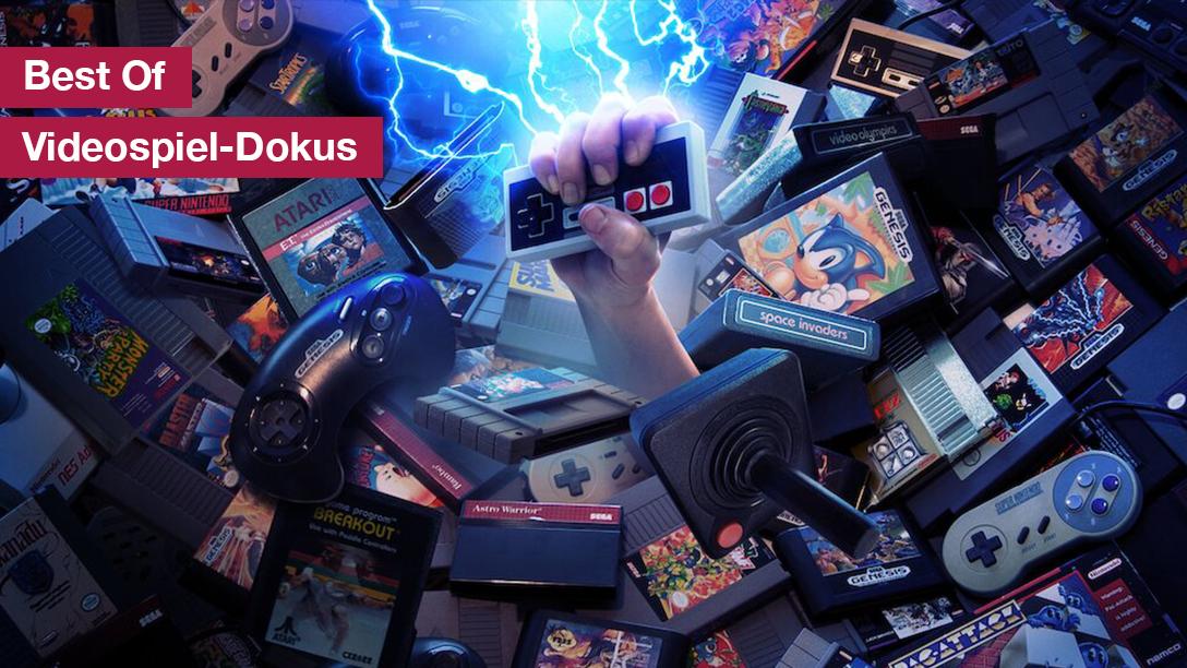 Diese 10 Videospiel-Dokus musst du sehen!