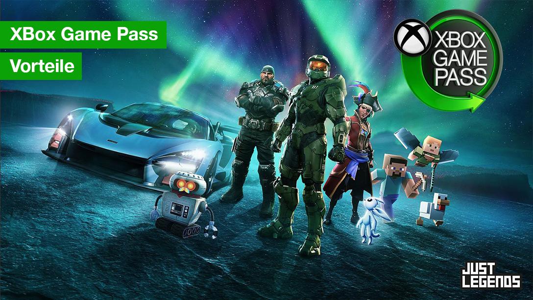 10 Gründe für den Xbox Game Pass: Deswegen ist er so toll