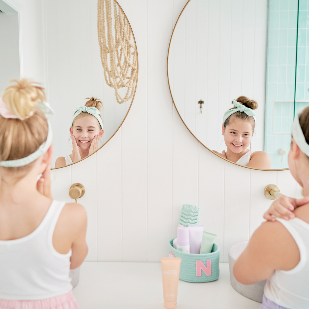 Children, tweens and teens benefit from self care too!