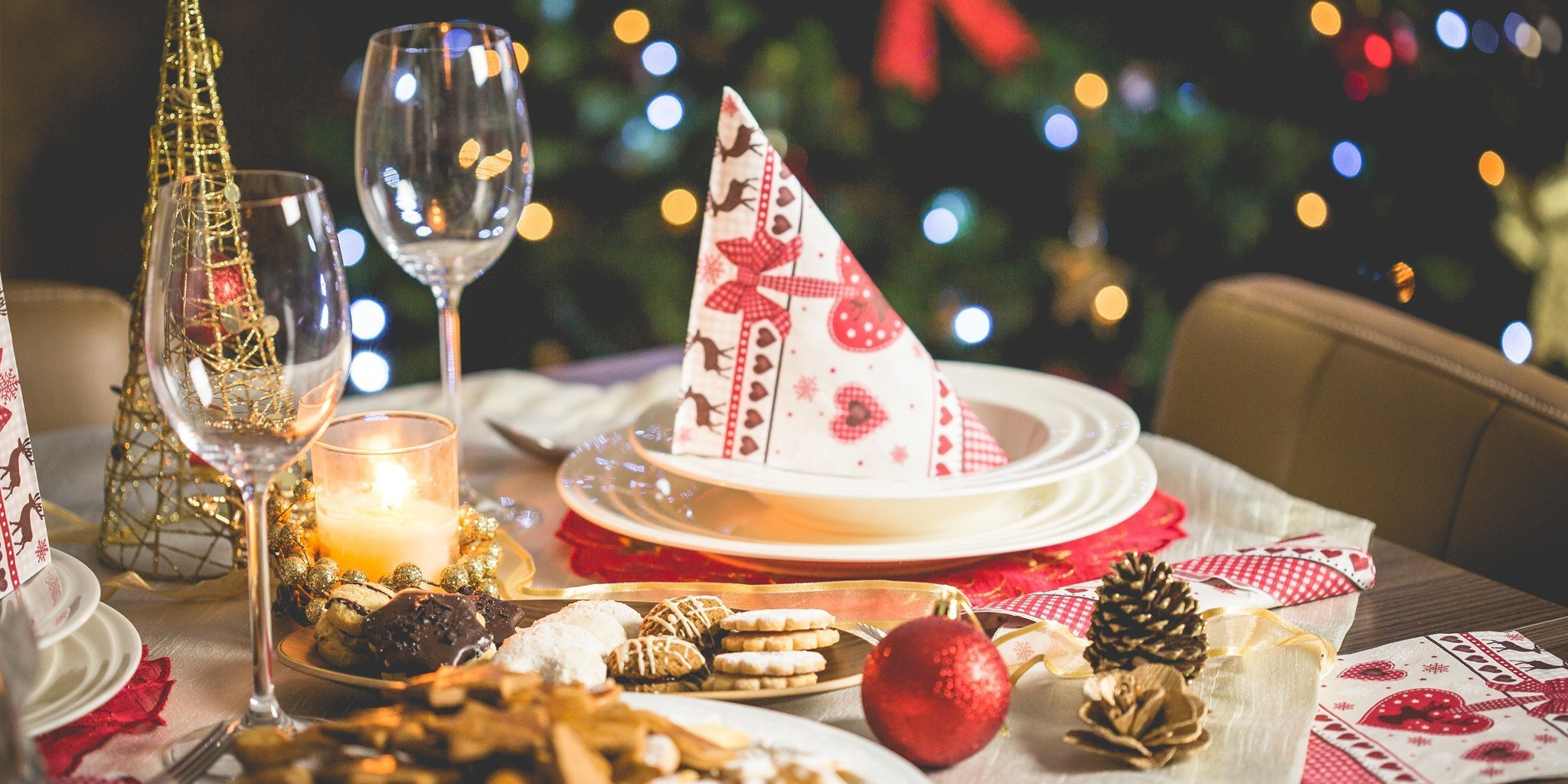 8 Tips for Healthy Holiday-Eating