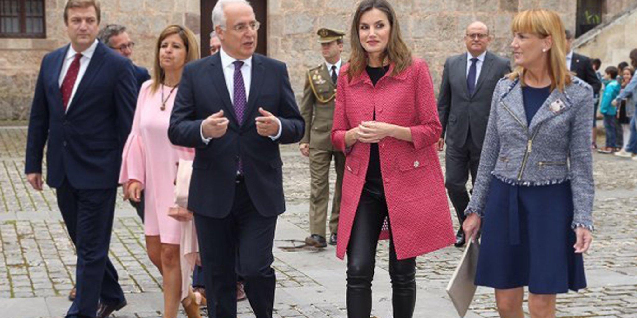 Queen Letizia of Spain in Chic Leggings: Her Best Looks