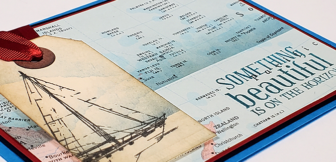 Regatta Stamps - Set Sail with Stamped Cards