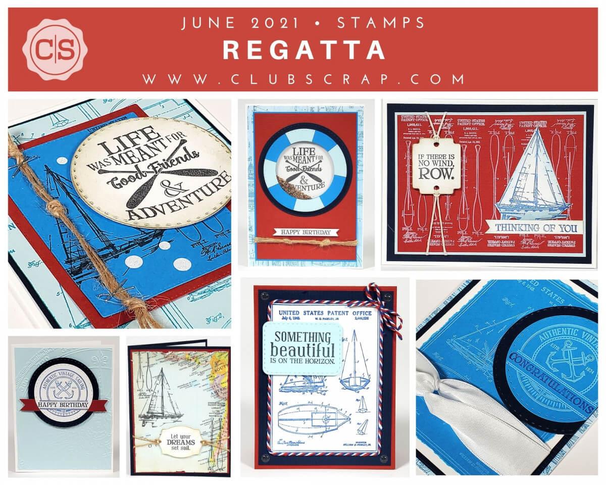 Regatta Stamps